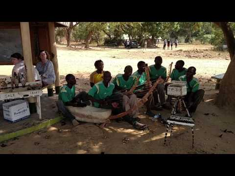 Hot Music in the Park   Recorded on North Bank of Victoria Nile, Murchison Falls NP, Uganda   26 Jan
