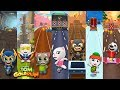 Talking Tom Gold Run -  All Additional Levels - New Update - Gameplay Mobile, Android -