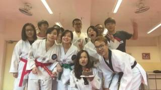 Publication Date: 2016-09-27 | Video Title: 屯門裘錦秋跆拳道隊 我地整鬼臉