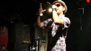 ZERO RELEASE LIVE TOKYO@渋谷 VUENOS 2011.9.11 PART 2 of 9