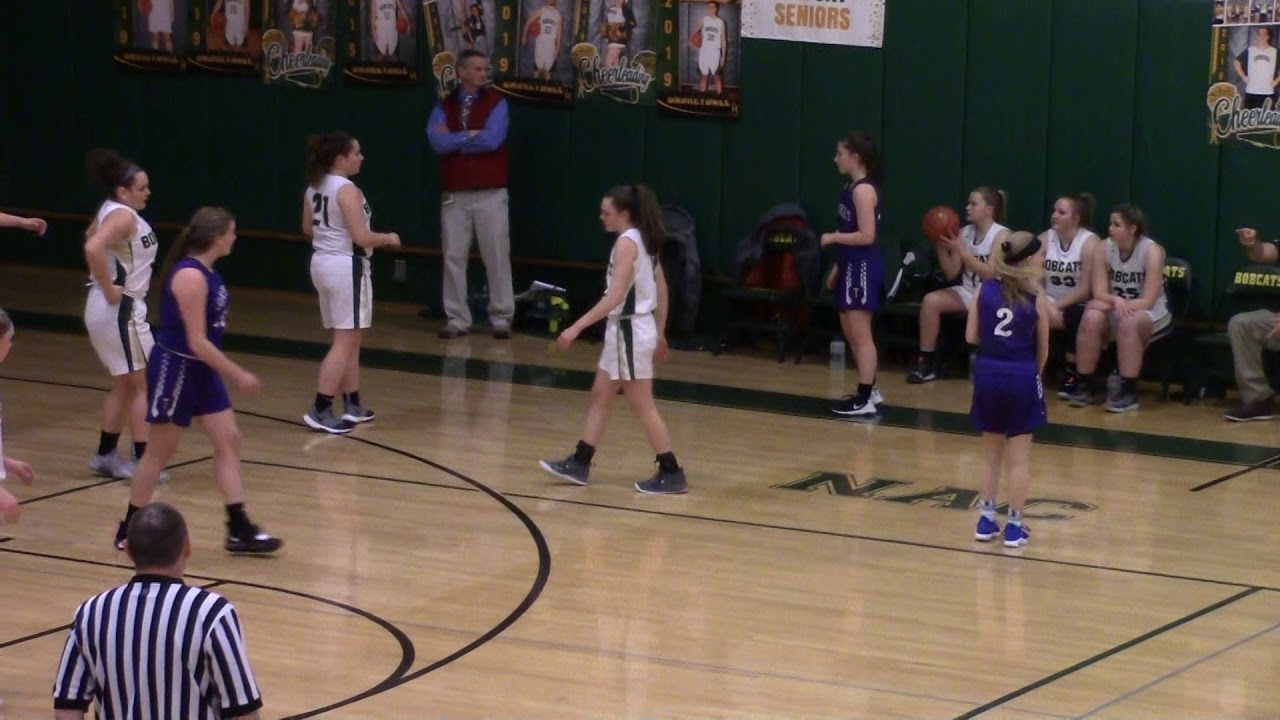 NAC - Ticonderoga Girls  1-31-19