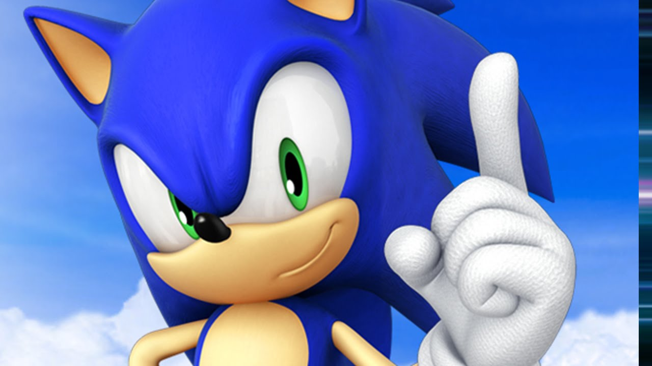 It's just a photo of Clever Sonic the Hedghog Images