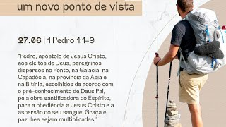 IPN AO VIVO CULTO VESPERTINO 17h00, 27/06/21   Rev. Ítalo Reis   Igreja Presbiteriana de Natal