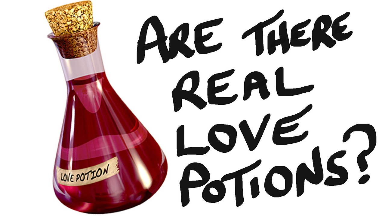 Real life love potion