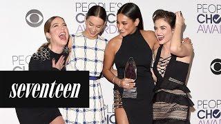 10 Times the Cast of 'Pretty Little Liars' Were Best Friends IRL