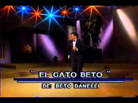 El gato Beto canta Beto Danelli