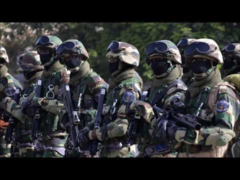 Military of Senegal 2017