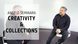 Creativity & Collections - A Conversation With Angelo Seminara | Goldwell Education Plus