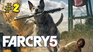 Far Cry 5 на ПК - ЭПИЧНО! - ПРОХОЖДЕНИЕ ОТ ШИМОРО #2