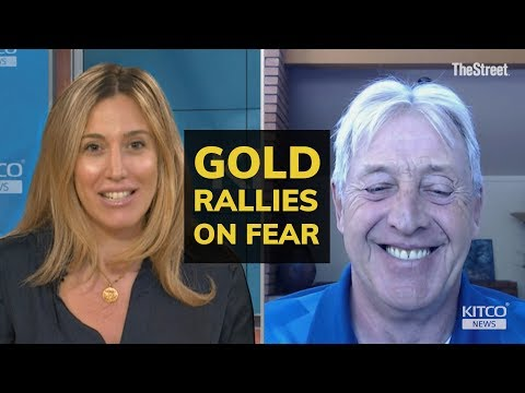 Gold Price Gets Uber Boost By China Enemy Talk, Accommodative Fed