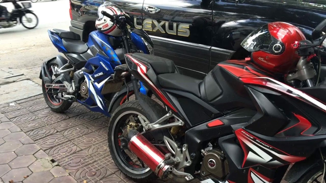 8 Differences Between Pulsar RS200 vs 200NS & Price Comparo