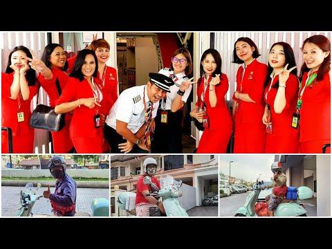 Dulunya Pilot, di PHK dan sekarang menjadi Penjual Kerupuk di Malaysia   Kisah Inspiratif