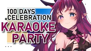 【KARAOKE PARTY】100 Day Celebration Karaoke!!
