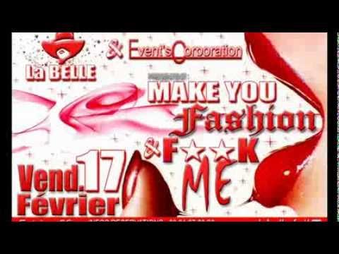 Make You Fashion and FucK Me à la Belle (interview fun radio Charly stengel)
