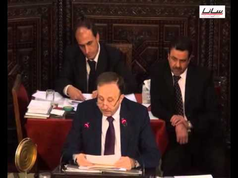 Candidacy of Assad in Syria's elections announced in Parliament