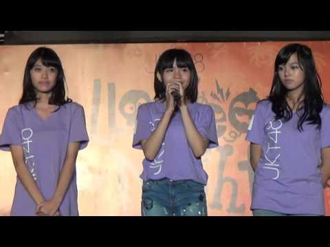 [JKT48] Trainee 4th Gen - Take Member to Team Training #JKTHalloweenHSF