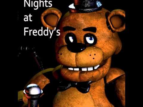 Персонажи игры пять ночей с Фредди