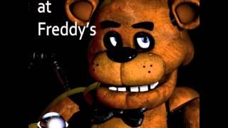 - Персонажи игры пять ночей с Фредди