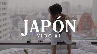 JAPON VLOG #1 - Volando y llegada a Tokio / CUP OF COUPLE