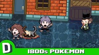 If Team Rocket Stole Pokemon in the 1800s