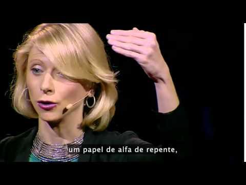 Ted Talk: Amy Cuddy - Suas formas de linguagem corporal que você é