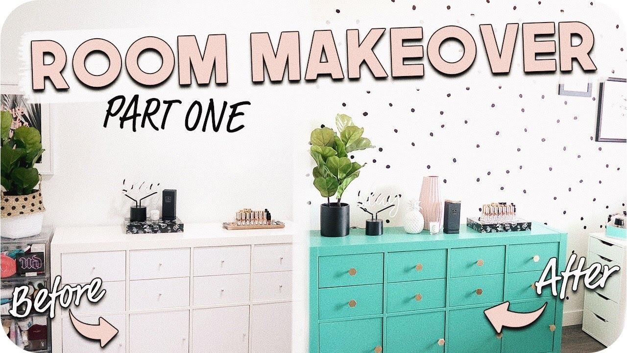615987a7e1b Room Makeover 2018!