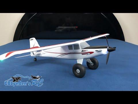 Detailed Unboxing Of The E-flite UMX Turbo Timber BNF Basic UMX RC Plane