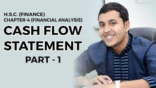 Cash Flow Statement   Part-1   H.S.C. Finance   Chapter-4   Md. Khaled Hossain Rafi