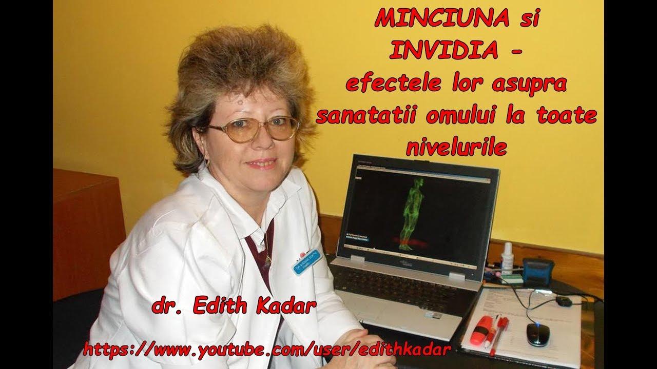 MINCIUNA și INVIDIA - efectele lor asupra sănătății omului la toate nivelurile ( zona gâtului)