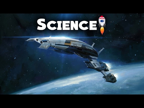 Future of Space Travel - Galaxy and Planets. Science Documentary HD