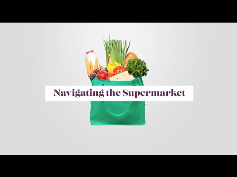 Navigating the Supermarket