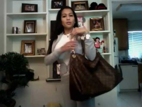 13876979f DIFFERENCE OF ARTSY GM & MM LOUIS VUITTON BAG - YouTube