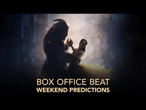 BOX OFFICE BEAT - Weekend Predictions for March 17th - BEAUTY AND THE BEAST, THE BELKO EXPERIMENT