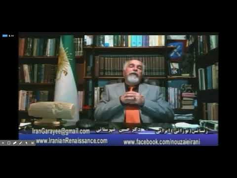 Maybodi interview with Mona Mahmoudi in Pars TV (Part 1) from YouTube · Duration:  9 minutes 59 seconds