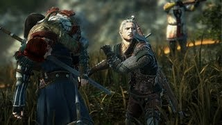 First 30 Minutes: The Witcher 2: Assassins of Kings [PC] (720p HD) Part 1/2