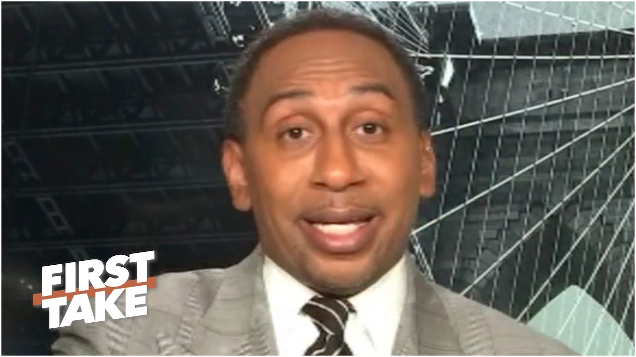 Stephen A. won't take any credit away from the 2020 NBA champions | First Take