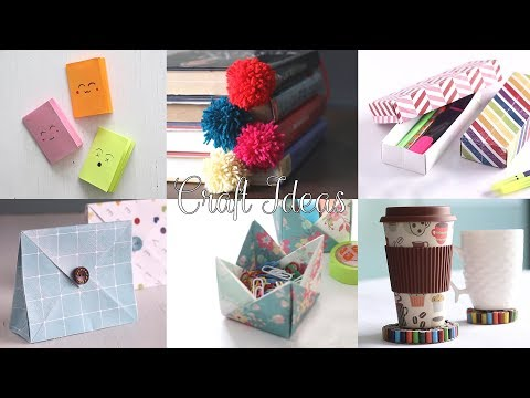 Easy Craft Ideas   Amazing DIY Tutorial   How to make