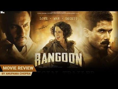 Rangoon | Movie Review | Anupama Chopra