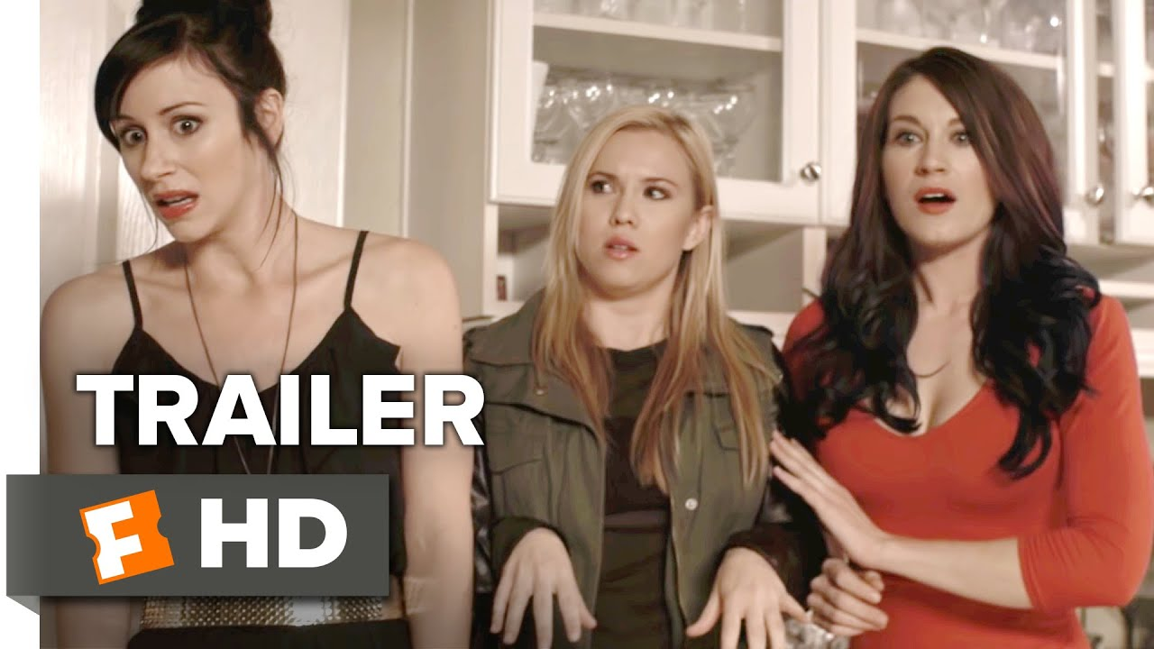 Black Widows Official Trailer 1 (2016) - Michele Scarabelli Movie
