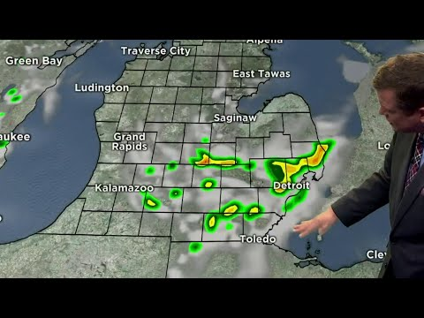 Metro Detroit weather forecast, 7/23/2019, noon update