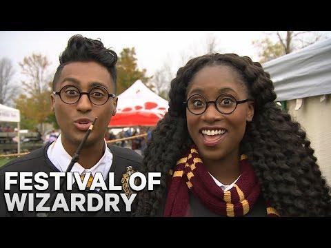 Festival of Wizardry!