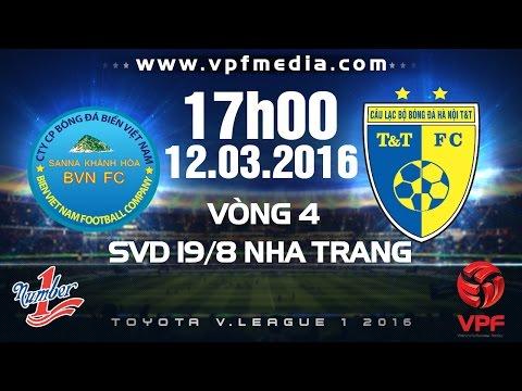 Xem lại: Sanna Khánh Hòa BVN vs Hà Nội T&T