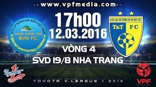 Khanh Hoa Nha Trang vs TT Ha Noi full match