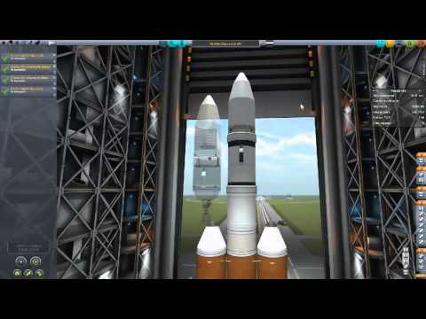 Let´s Show Kerbal Space Programm german