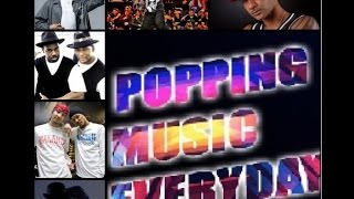 Gambar cover Popping Mixtape 1,3 Hour - Popping Music - Popping Mix 2015