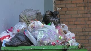 Не место для мусора
