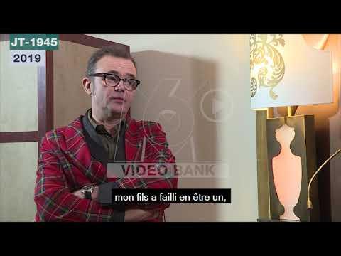 Extrait archives M6 Video Bank // Interview d'Eric Berger (JT1945 - 2019)