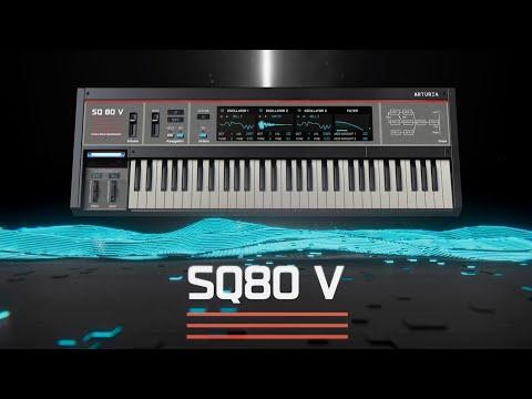 SQ80 V   Software Instruments   ARTURIA