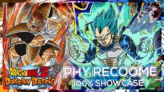 Recoome is the final push for lr ginyu how many orbs for the rainbow
