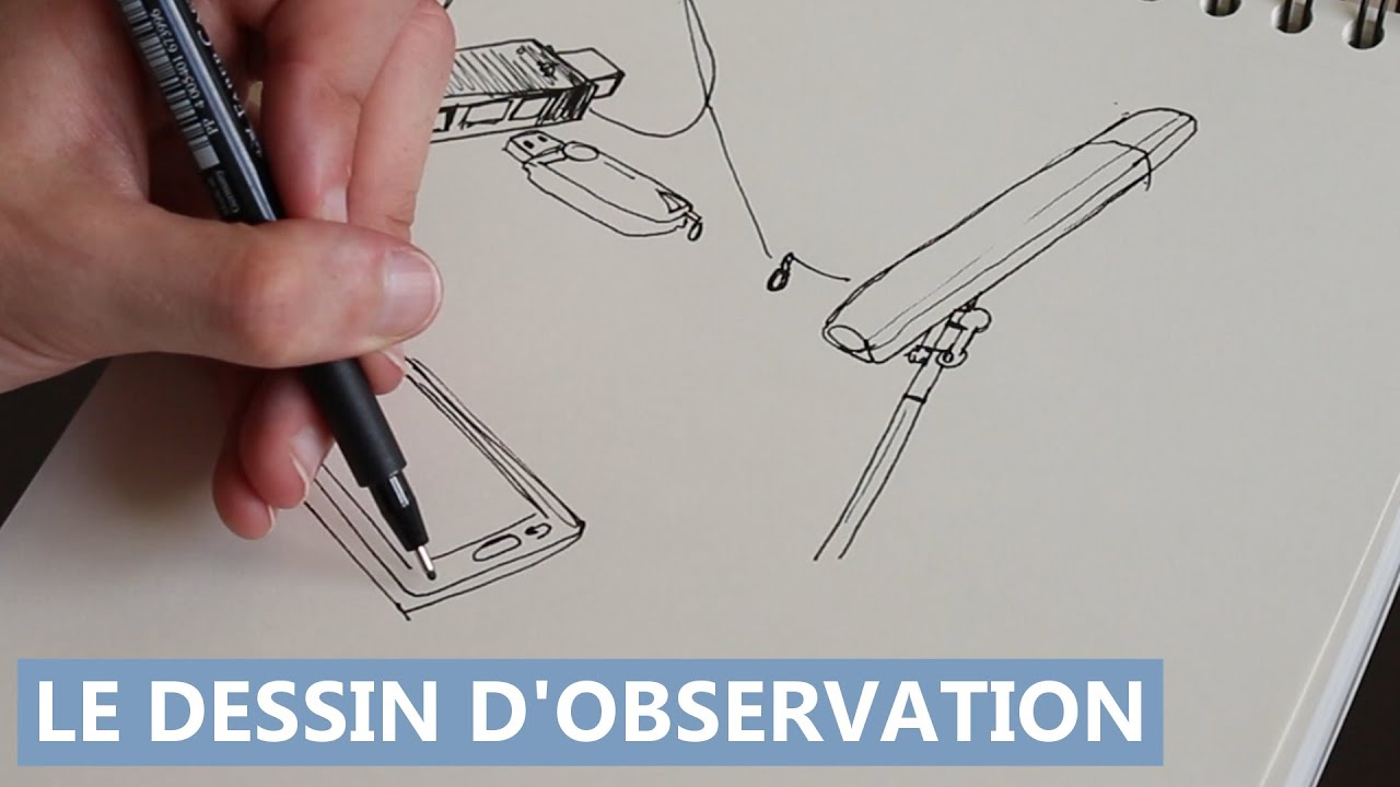 Dessin d 39 observation comment faire youtube - Comment faire une grille d observation ...